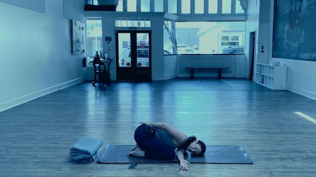 Yin Yoga | Marianne | 6/26