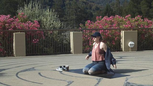 Geneva Terrace Outdoor Yoga   CayCay   7/2/21