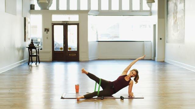 Mat Pilates | Megan | 2/12