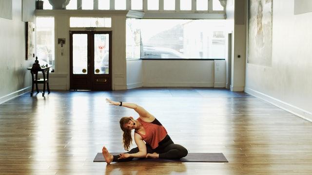 Yin Yoga Express | CayCay | 1/26