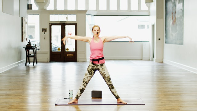 Powerful Yoga Flow | Megan | 2/15