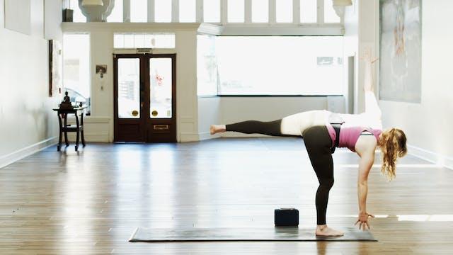Yoga Basics Balancing Series | CayCay...