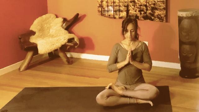 Power Yoga with Araceli Bieber 001