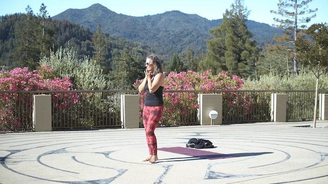 Geneva Terrace Outdoor Yoga   Wendy   7/7/21