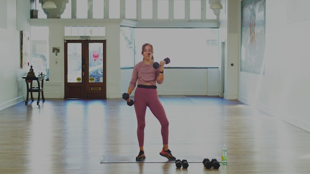 Full Body Bootcamp Express: 20 Minutes