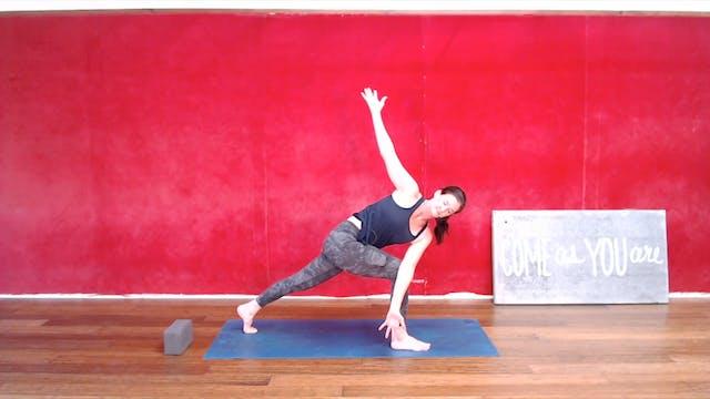 Gentle Yoga | Marianne | 9/14