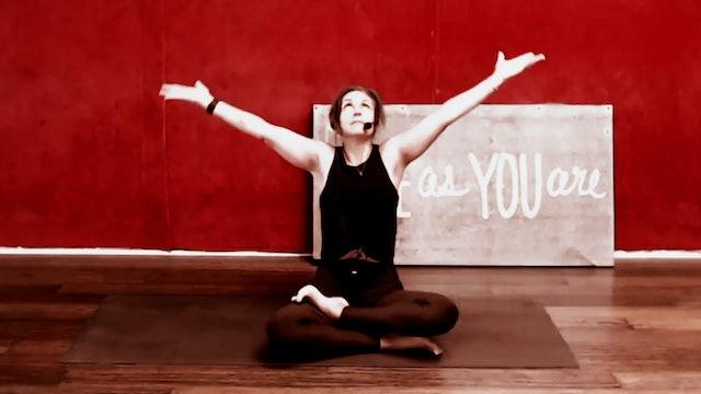 7/16 Power Yoga w/Araceli
