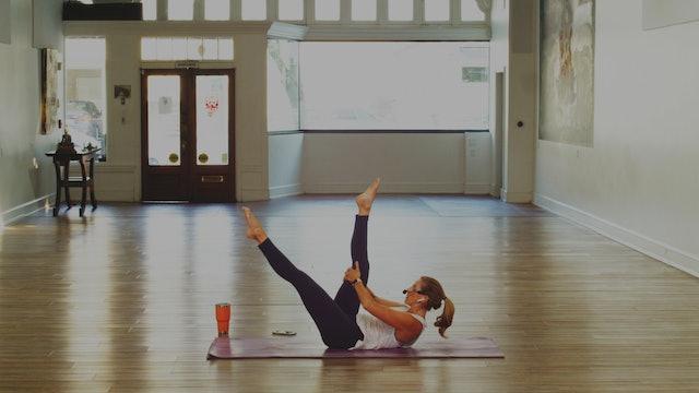 Mat Pilates | Megan | 11/24