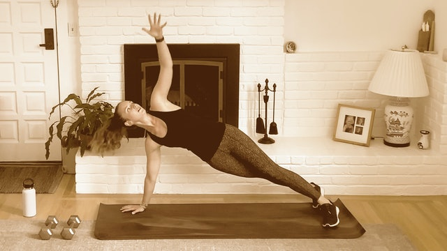 Power Yoga with Rhiannon 001