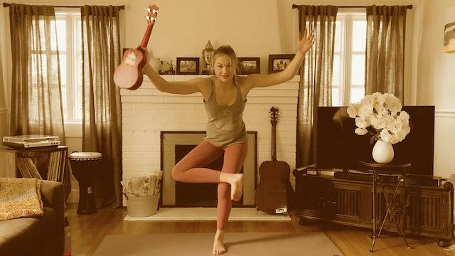 Kids Yoga with Sadie! 001
