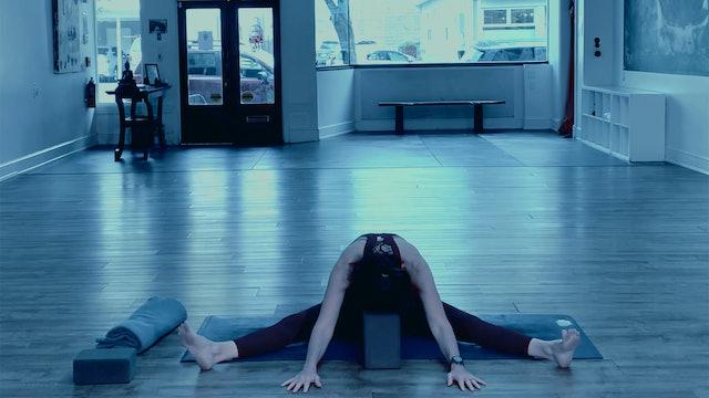 Yin Yoga | Marianne | 8/18