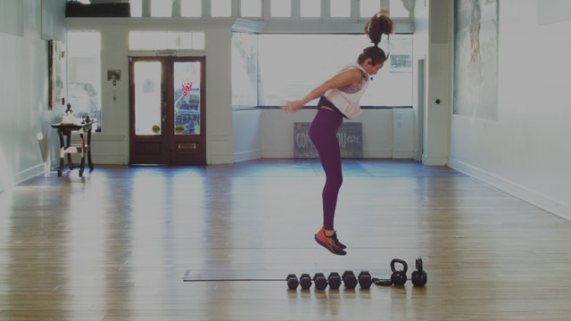 Strength & HIIT | Araceli | 11/25
