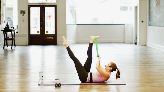 Mat Pilates | Megan | 3/12