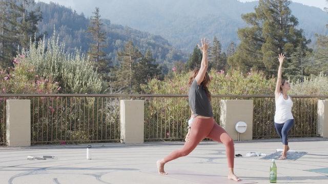 Geneva Terrace Yoga   Vicki   9/15/21