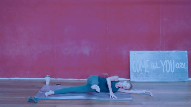 Mat Pilates | Megan | 9/2