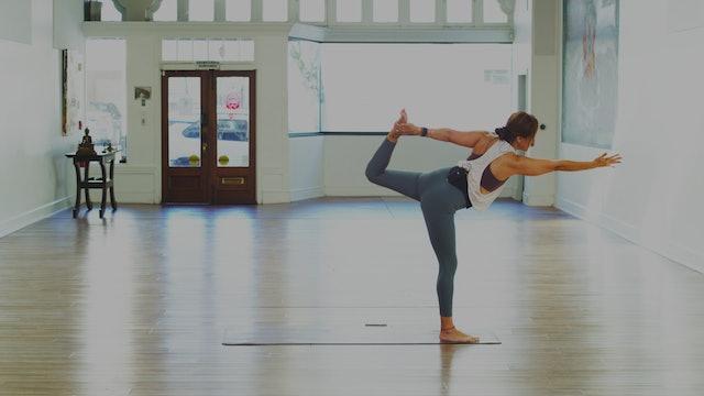 Week 2 Day 6 Balancing Yoga: 20 Minutes