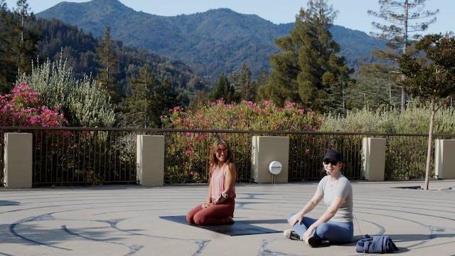Geneva Terrace Yoga | CayCay | 8/13/21