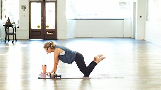Mat Pilates Express | Megan | 5/3