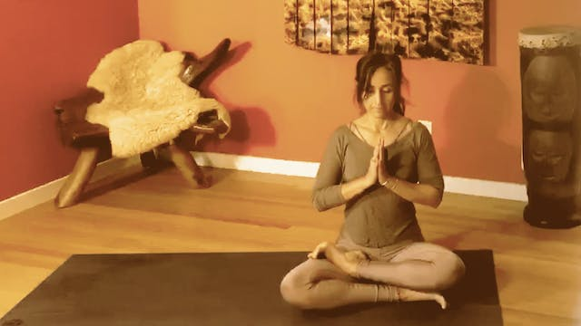 Meditation with Araceli