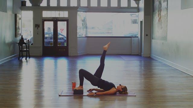 Mat Pilates | Megan | 12/1