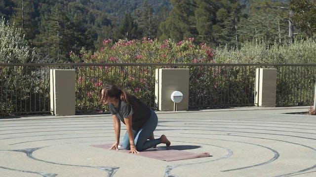 Geneva Terrace Outdoor Yoga | Aracel...