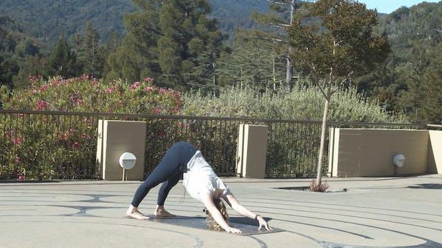 Geneva Terrace Outdoor Yoga | CayCay ...