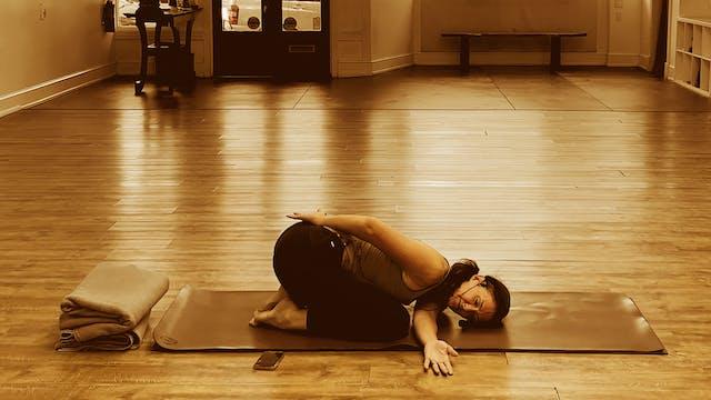 Power Yoga | Marianne | 7/28
