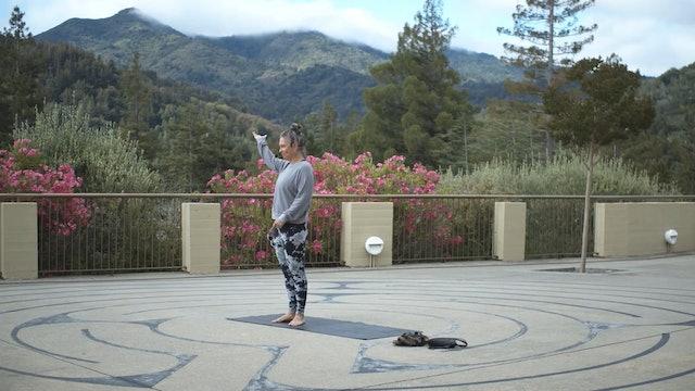 Geneva Terrace Outdoor Yoga   Wendy   6/23/21