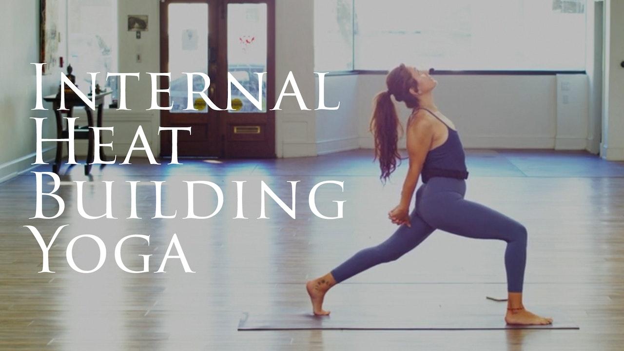 5 Days of Internal Heat Building Yoga