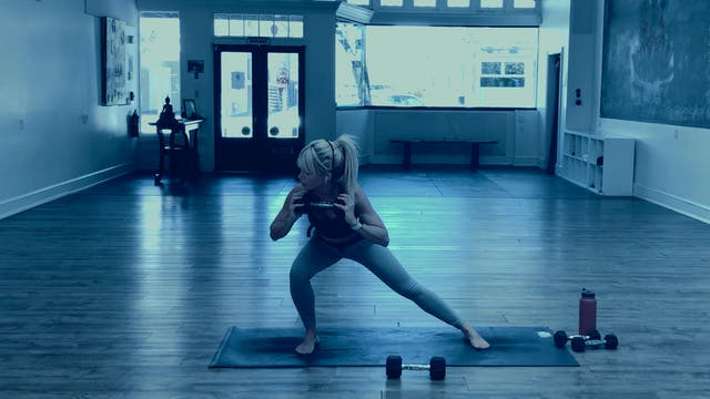 Arms and Core Class | Laura | 8/2