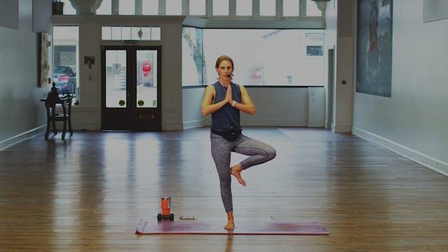 Mat Pilates: Standing & Balance Work ...