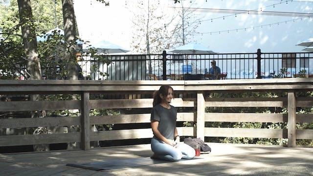 Araceli   Outdoor Yoga   5.29