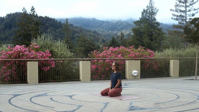 Geneva Terrace Outdoor Yoga | Araceli...