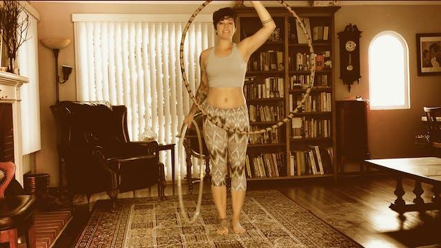 Hula Hooping | Josie | Legs
