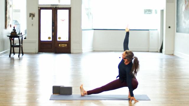 Sunday Service Yoga Flow Live w/Music   Wendy   5/16