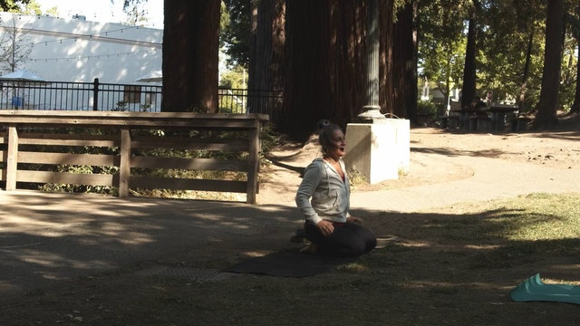 Outdoor Yoga at Creek Park | Wendy | 6/20/21