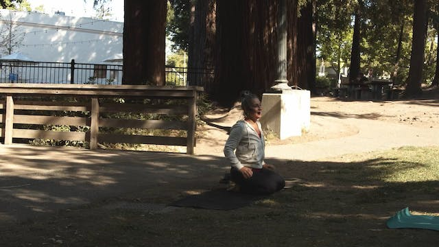 Outdoor Yoga Flow at Creekside | Wend...
