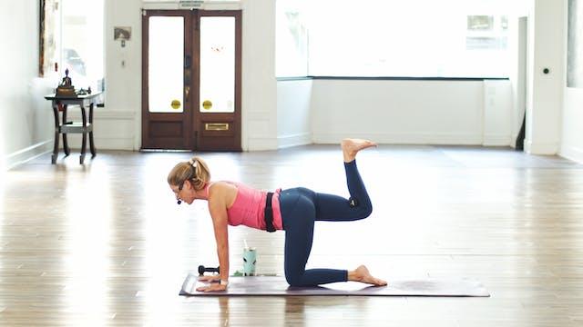 Mat Pilates  | Megan | 5/17