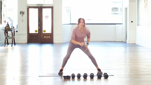 Full Body Bootcamp | Araceli | 4/16