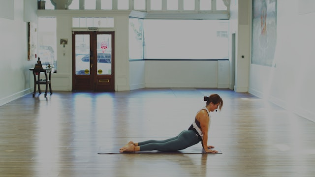 Week 2 Day 5 Cardio Core Yoga: 30 Minutes
