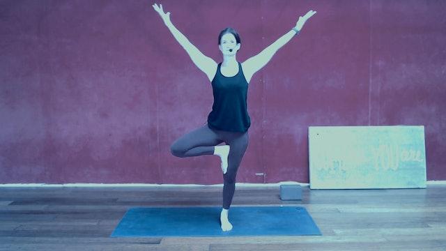 Gentle Yoga | Marianne | 8/3