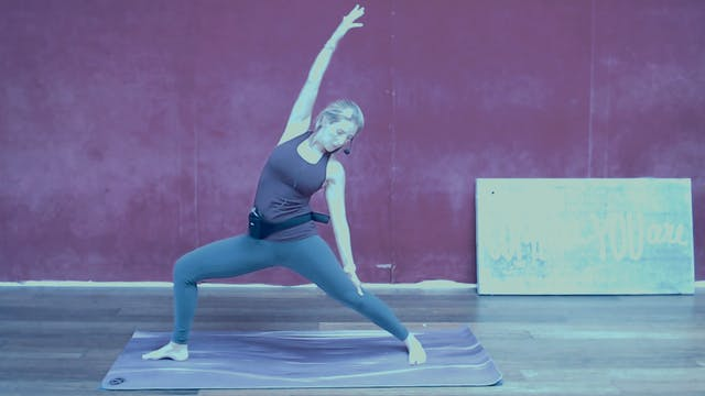 Gentle Yoga | Megan | 7/21