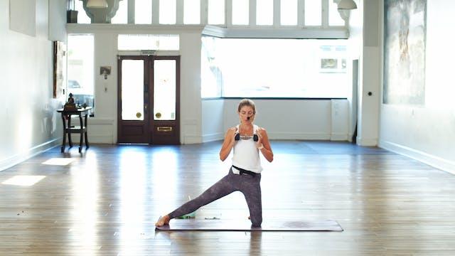 Mat Pilates    Megan   5/24