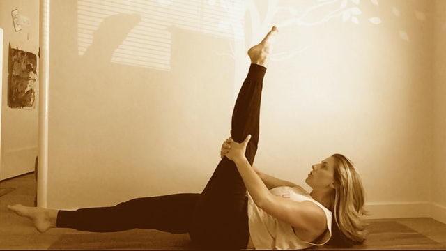 20-Minute Power Yoga with Megan