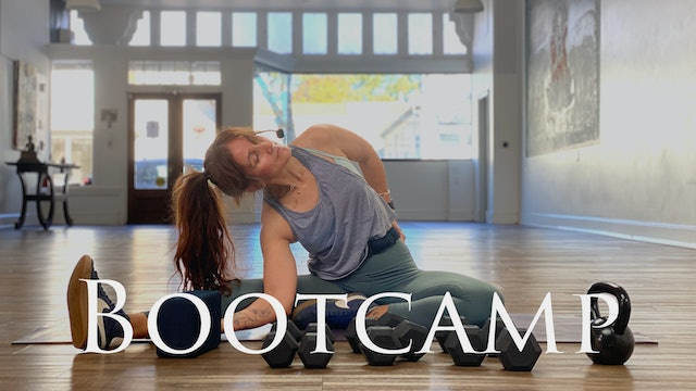 Strength and Bootcamp Classes