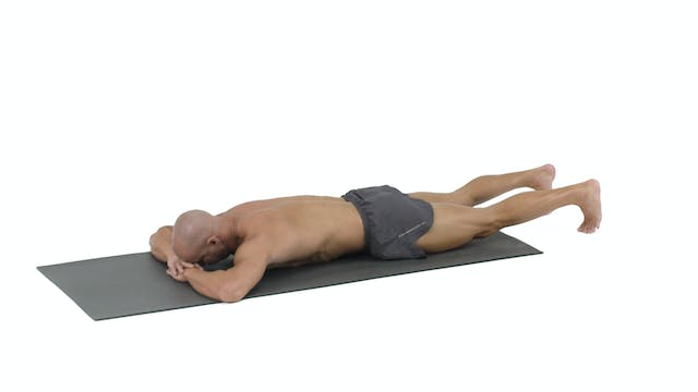 THURSDAY: Front Lying Exercises