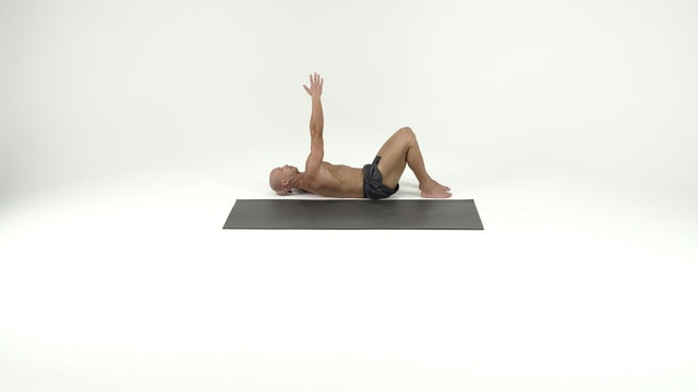 Stack 1- Back Lying with Lunging
