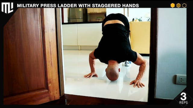 7.5 Minute LADDER Staggered Hands Mil...