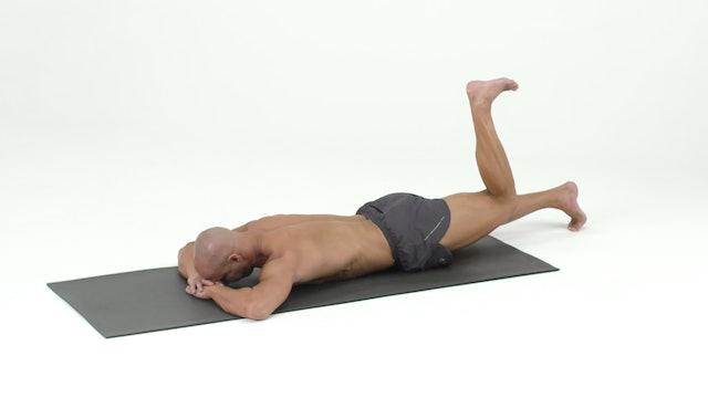Rehab- Front Lying Exercises (single stack)