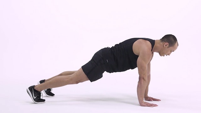 Bodyweight Plus - Workout 2